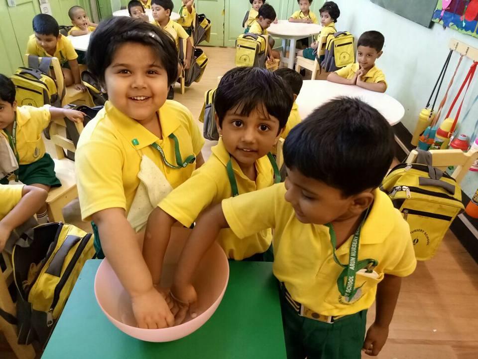 Arun Nursery School (ANS) - Lakshmi's House