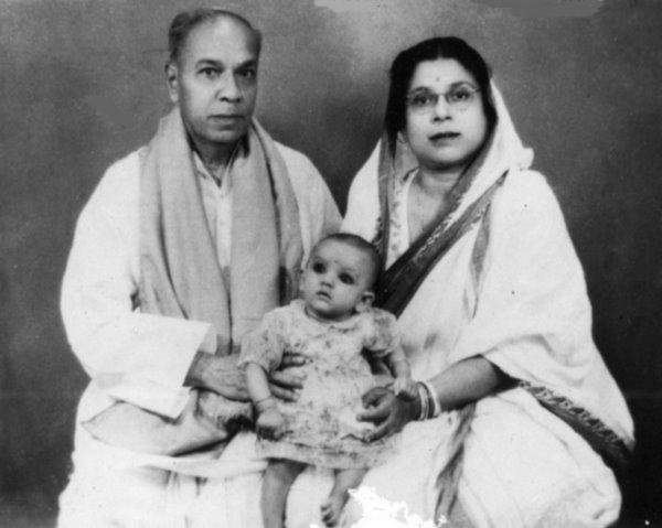 rabindranath childhood